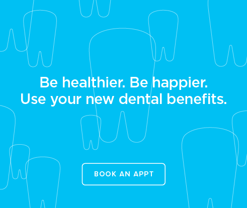 Be Heathier, Be Happier. Use your new dental benefits. - Water Tower Dental Group and Orthodontics